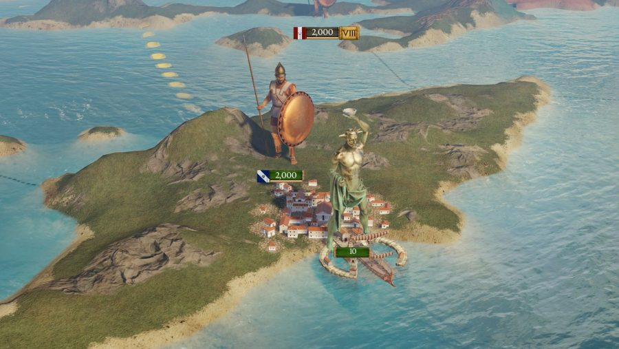 Imperator: Rome isn't historically authentic – but only