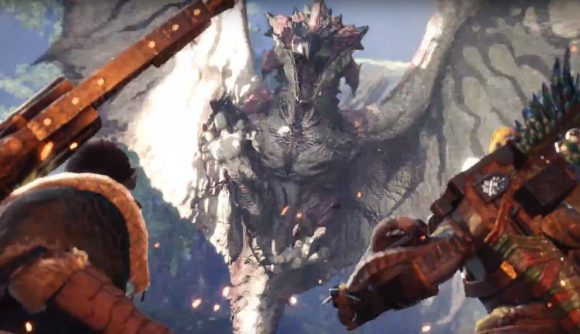 Monster Hunter World Free Trial Starts Soon With Nice Chunk Of Content