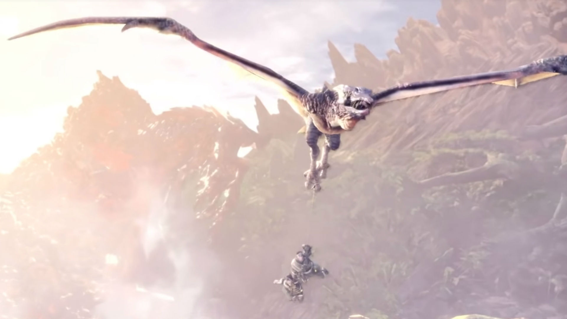 "Monster Hunter devs to ""try and work out"" faster PC releases"