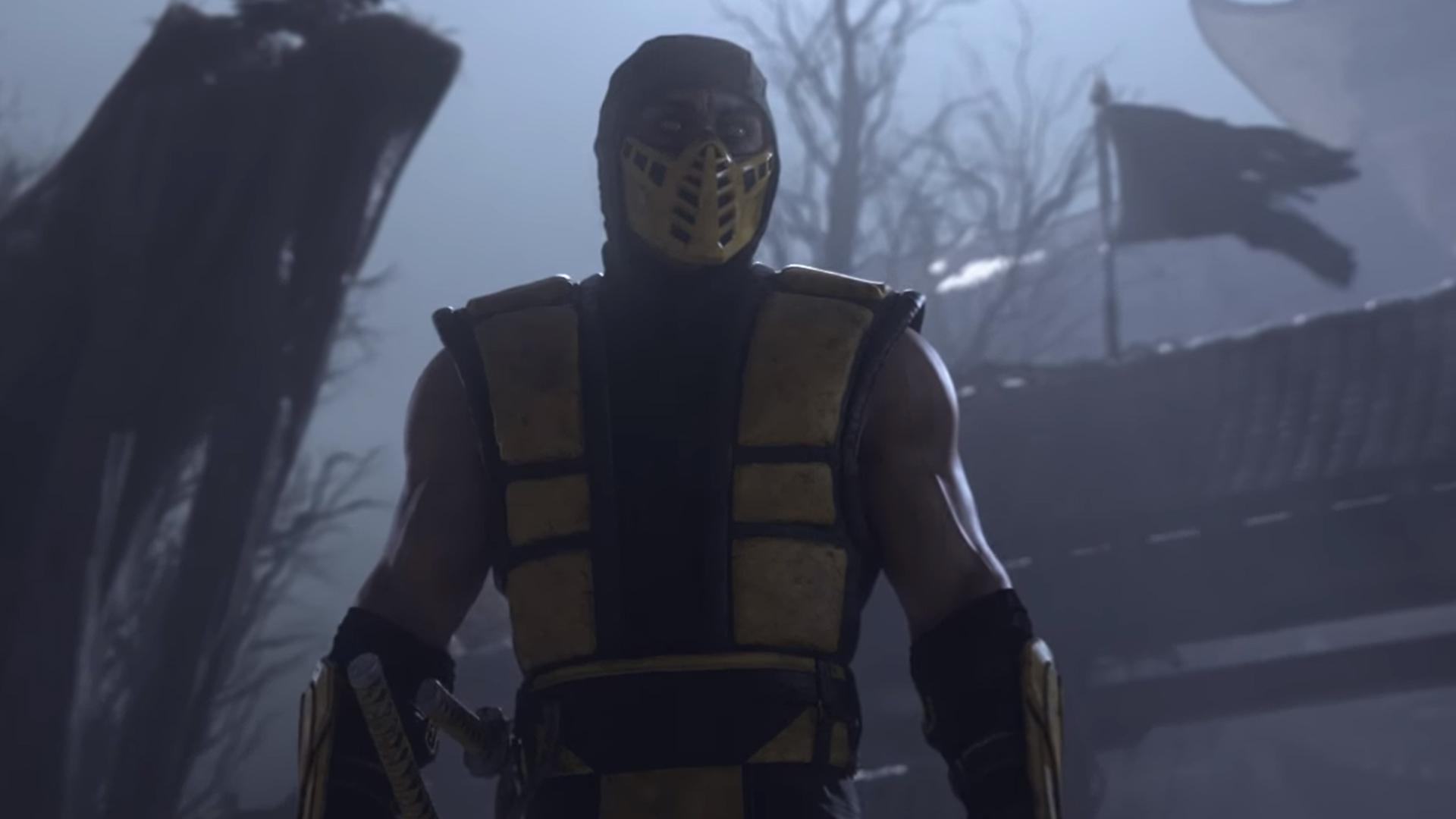Upcoming pc games pcgamesn - Mortal kombat 11 wallpaper ...