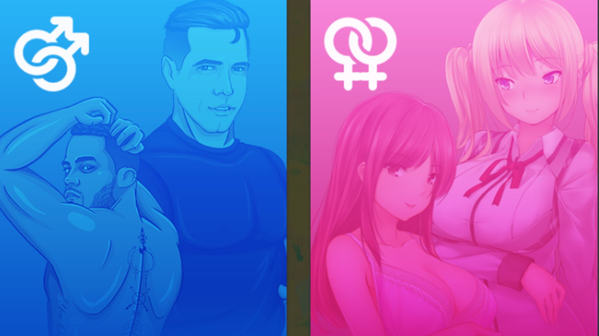 Nutaku Launches Its New Lgbtq Section With Two New Games Pcgamesn