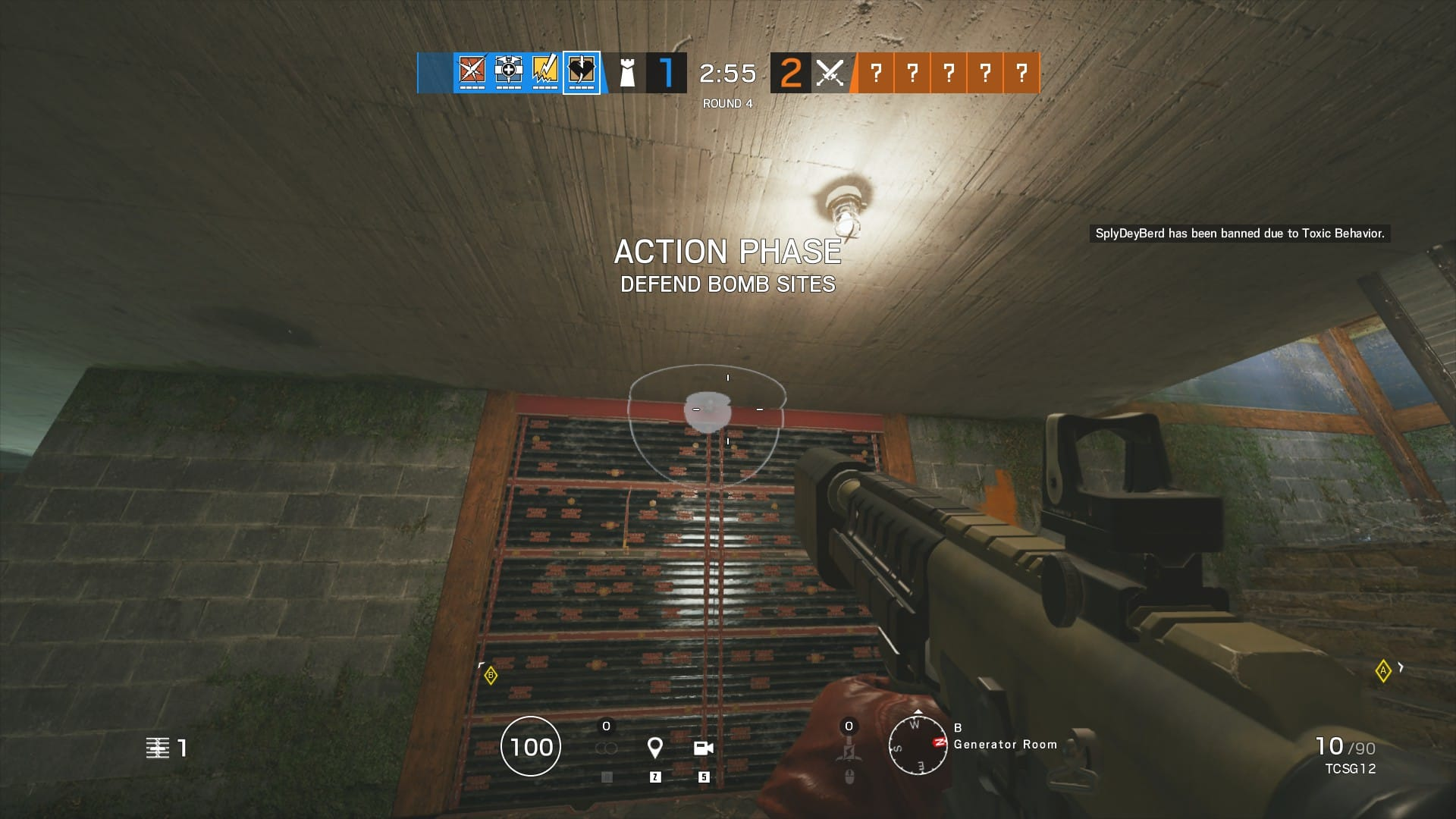 Rainbow Six Siege Wind Bastion tips: how to dominate with