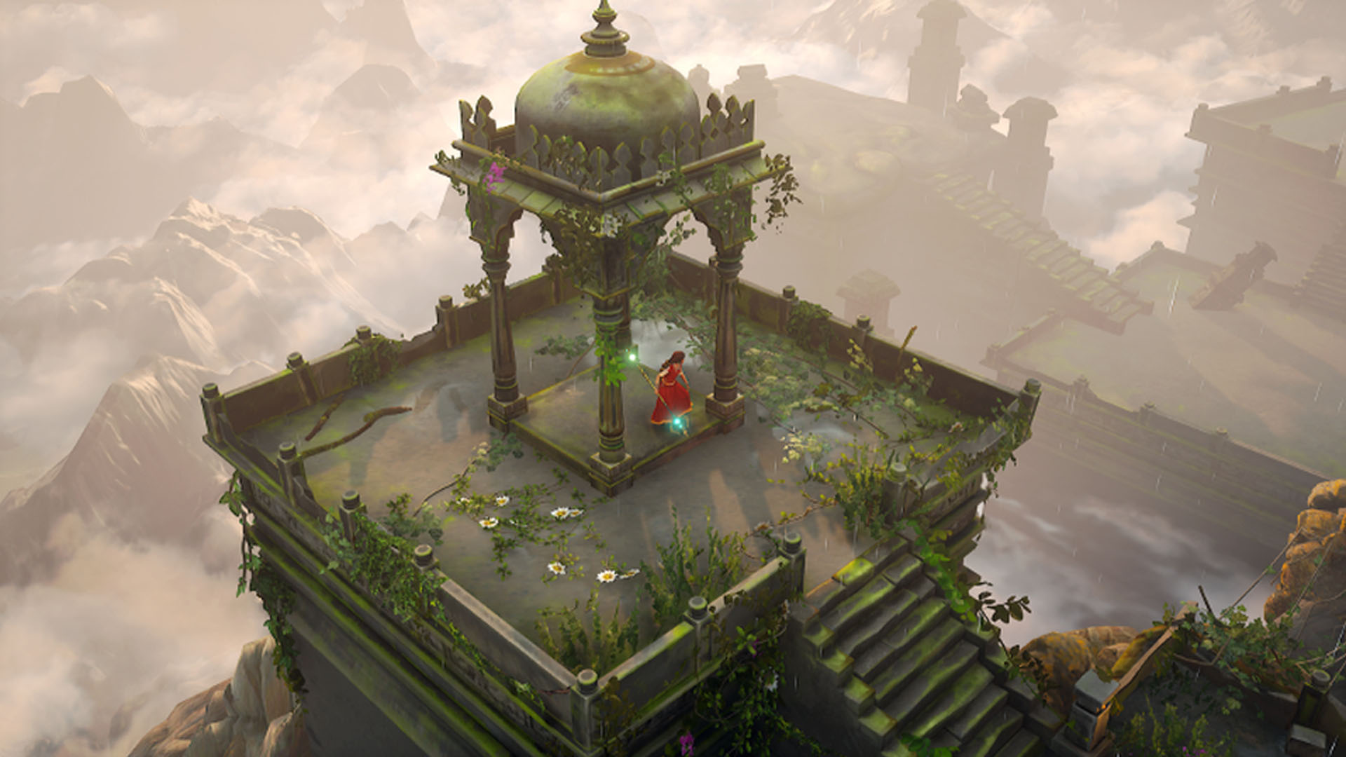 Making it in Unreal: action-adventure goes to India in Raji: An Ancient Epic