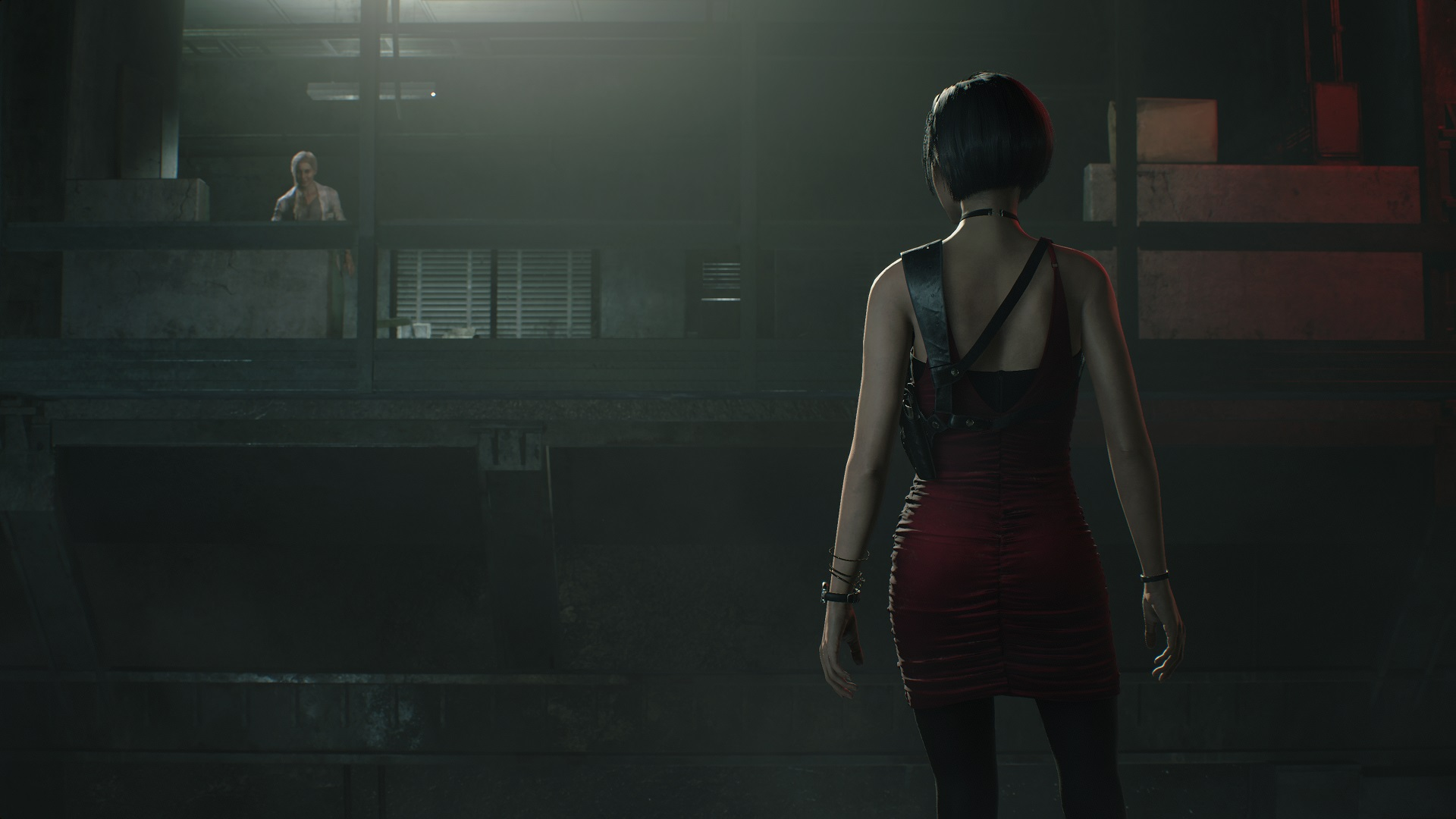 Resident Evil 2's horrible humans are more disgusting than