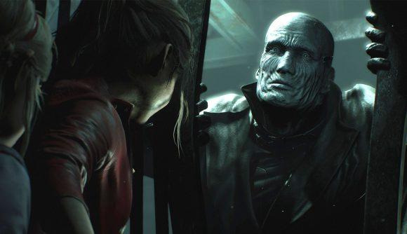 Resident Evil 2 titan