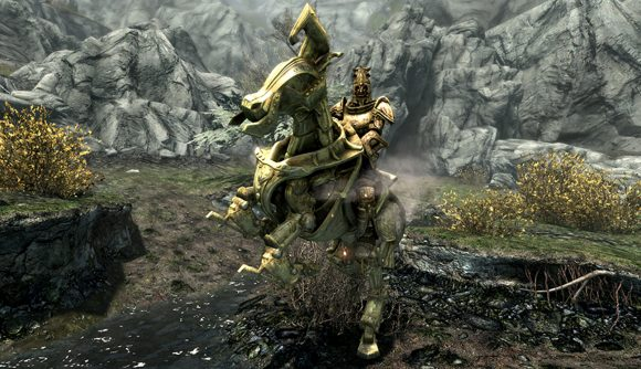 Skyrim's Forgotten Seasons add-on brings a new dungeon and a