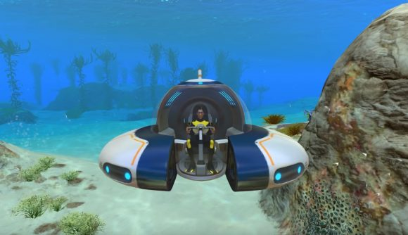 Modders Have Brought Multiplayer To Subnautica Pcgamesn