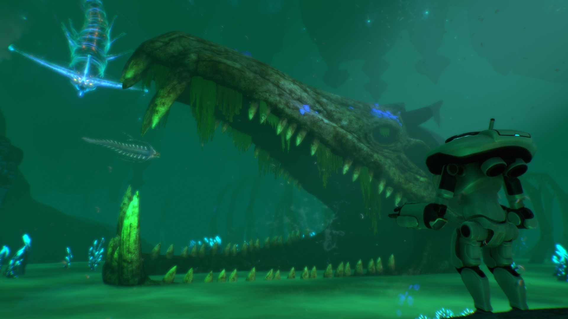 Free games: Subnautica is yours to keep on the Epic store | PCGamesN