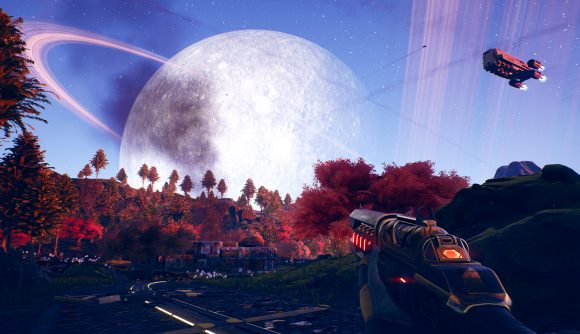 upcoming pc games the outer worlds