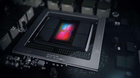 AMD 7nm Vega GPU