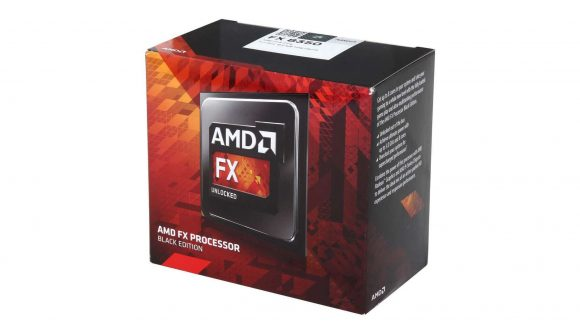 AMD Bulldozer CPU