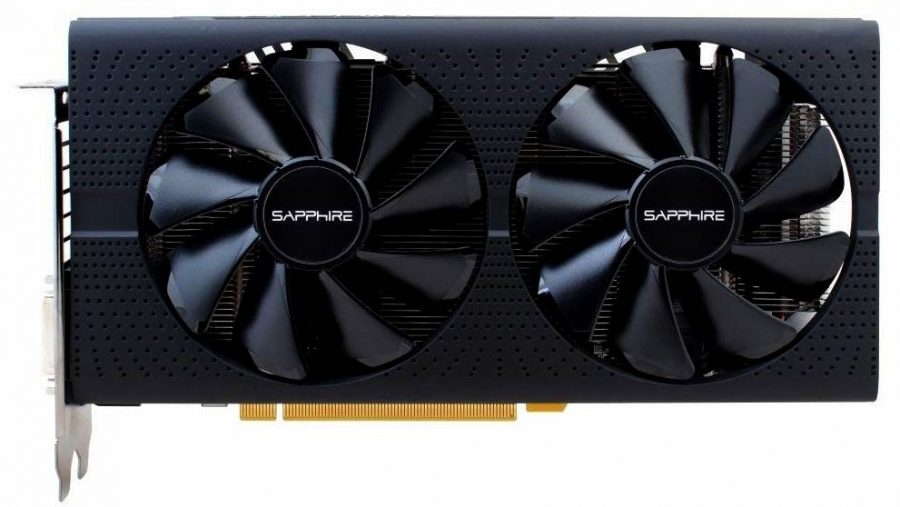 Best graphics card - AMD RX 580 8GB