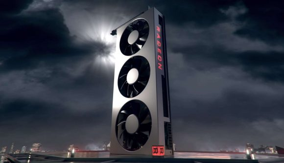 AMD announces Radeon VII graphics: Zen 2 on track