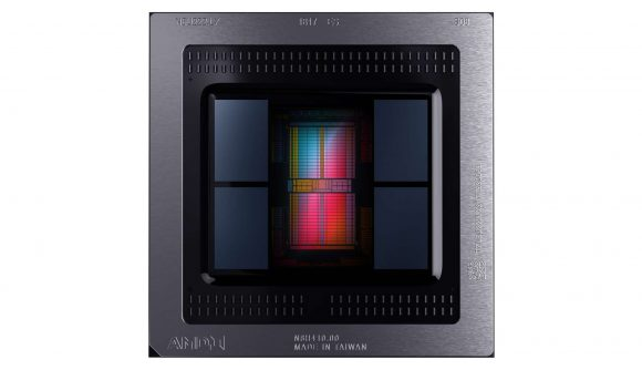 AMD Radeon VII die