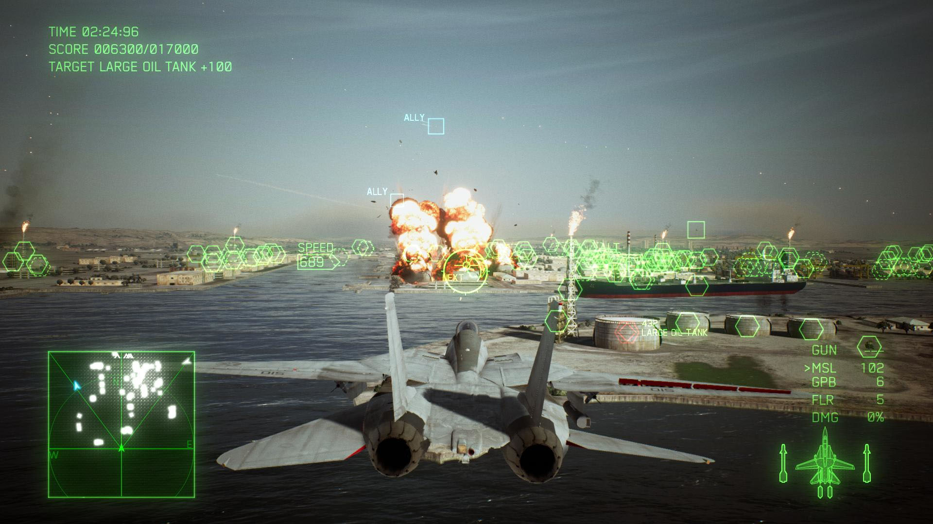 Plane Fighting Games >> Ace Combat 7: Skies Unknown PC review – thrills marred by frustration | PCGamesN