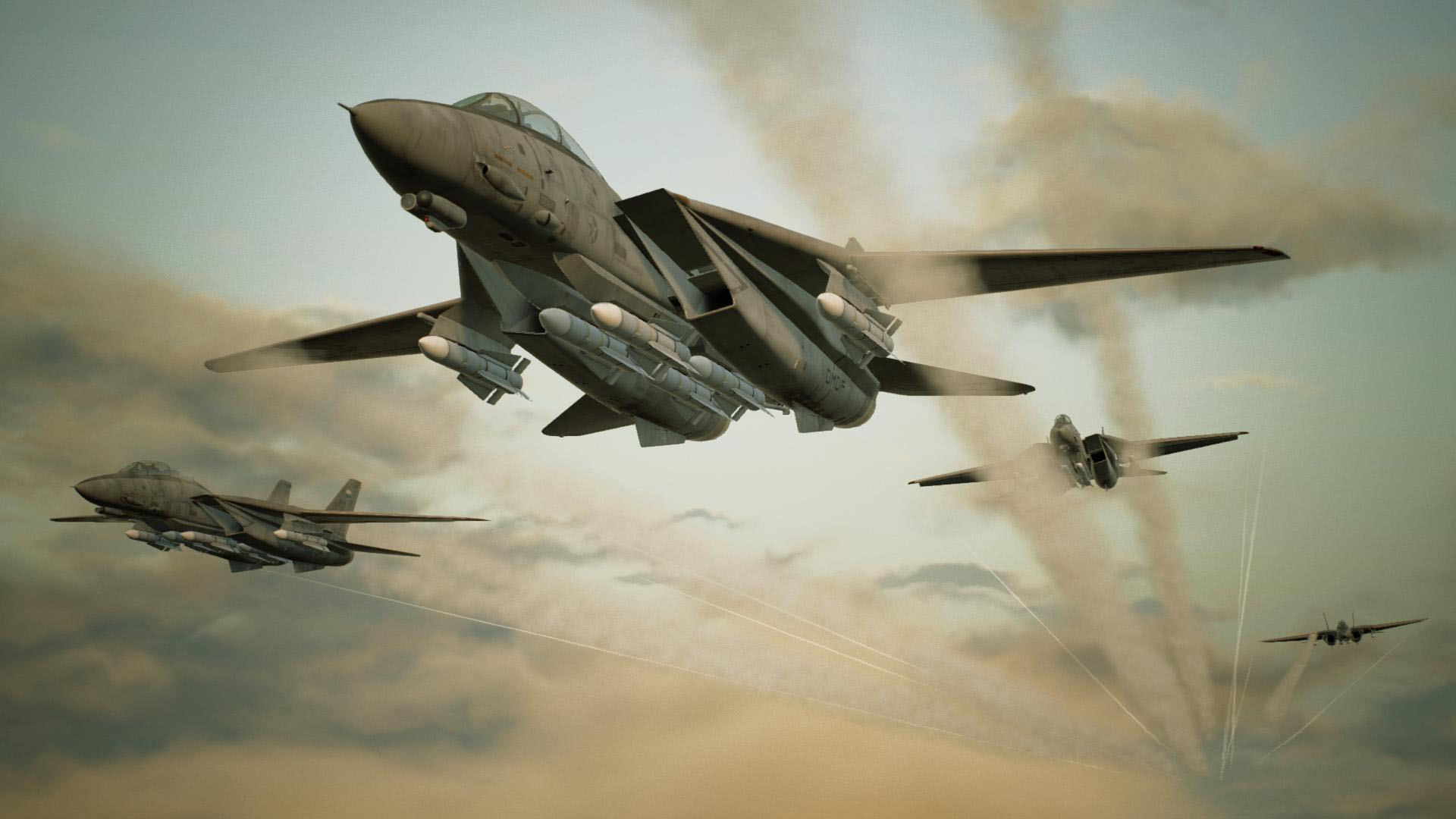 Want a game like Ace Combat 6: Fires of Liberation on PC