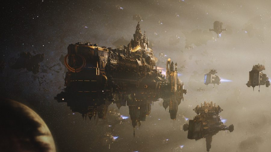 Battlefleet Gothic Armada 2 Imperial Navy