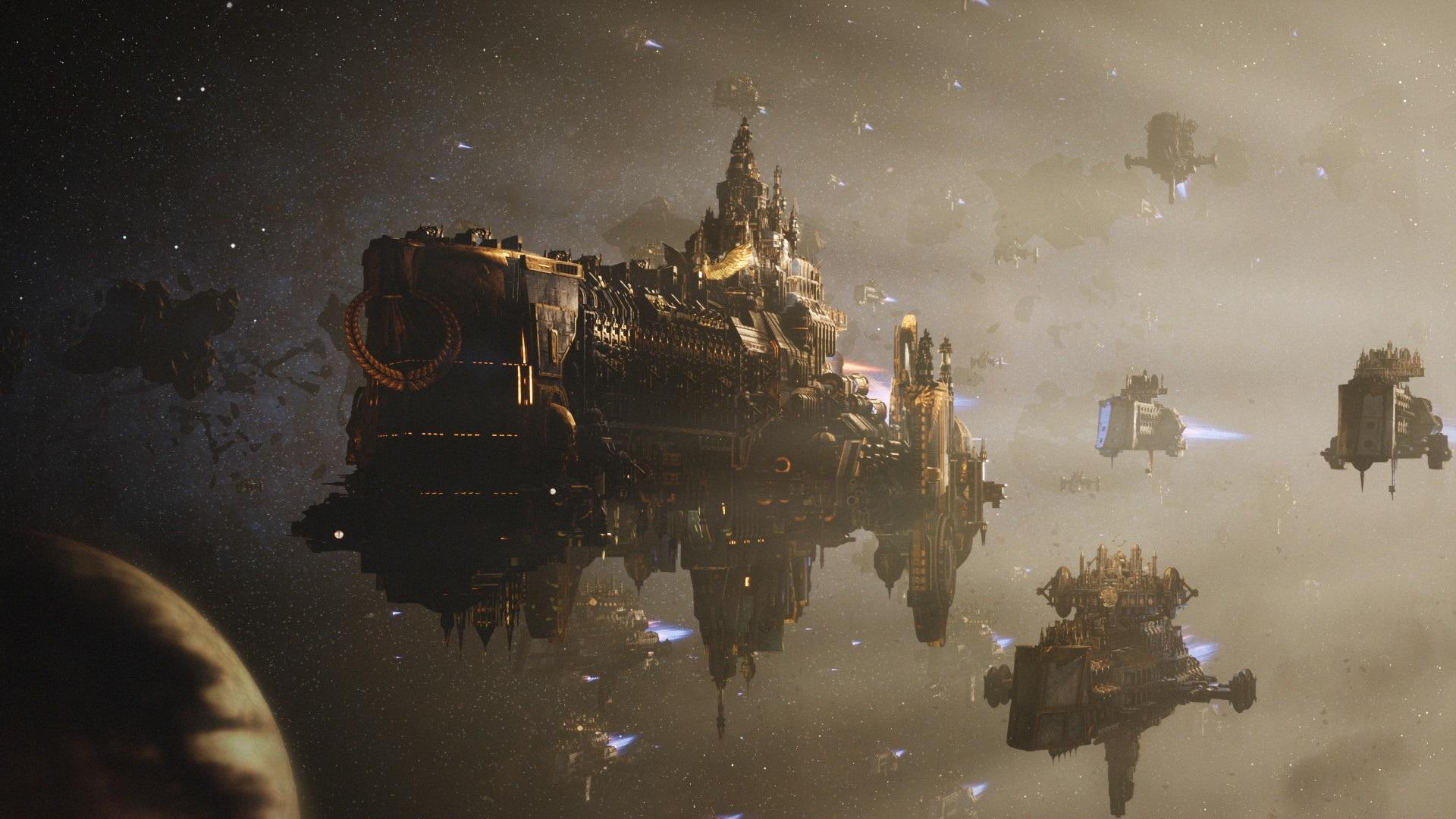 Battlefleet Gothic Armada 2 Is True Warhammer 40k Both