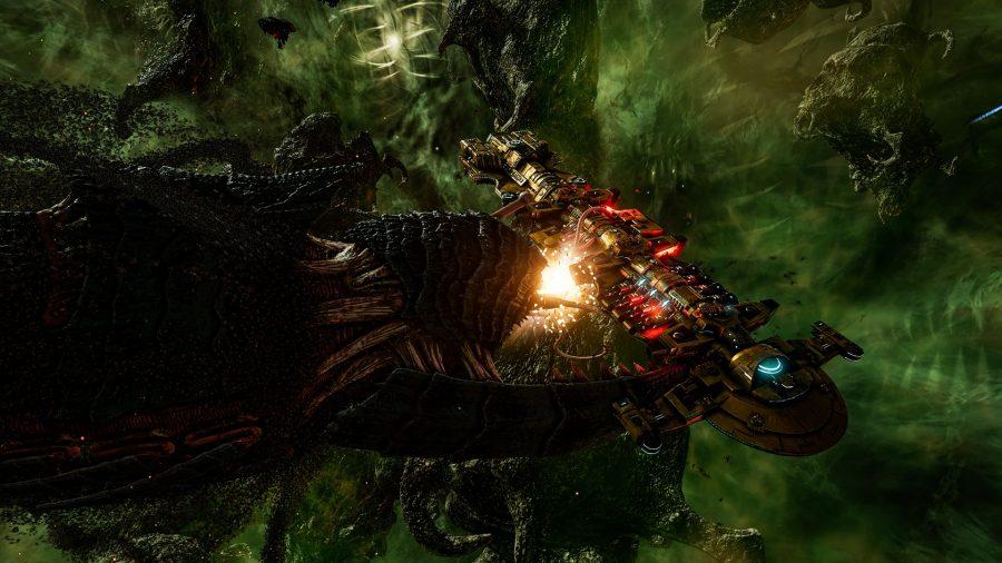 Battlefleet Gothic Armada 2 Tyranid Hive Fleet