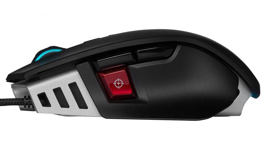 Corsair M65 RGB ELITE thumb switches