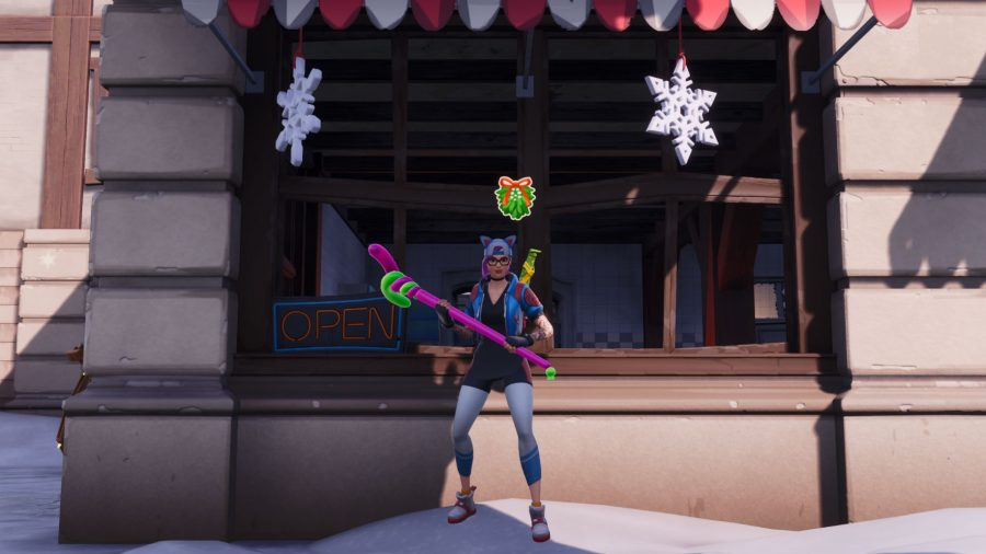 Fortnite Chilly Gnomes