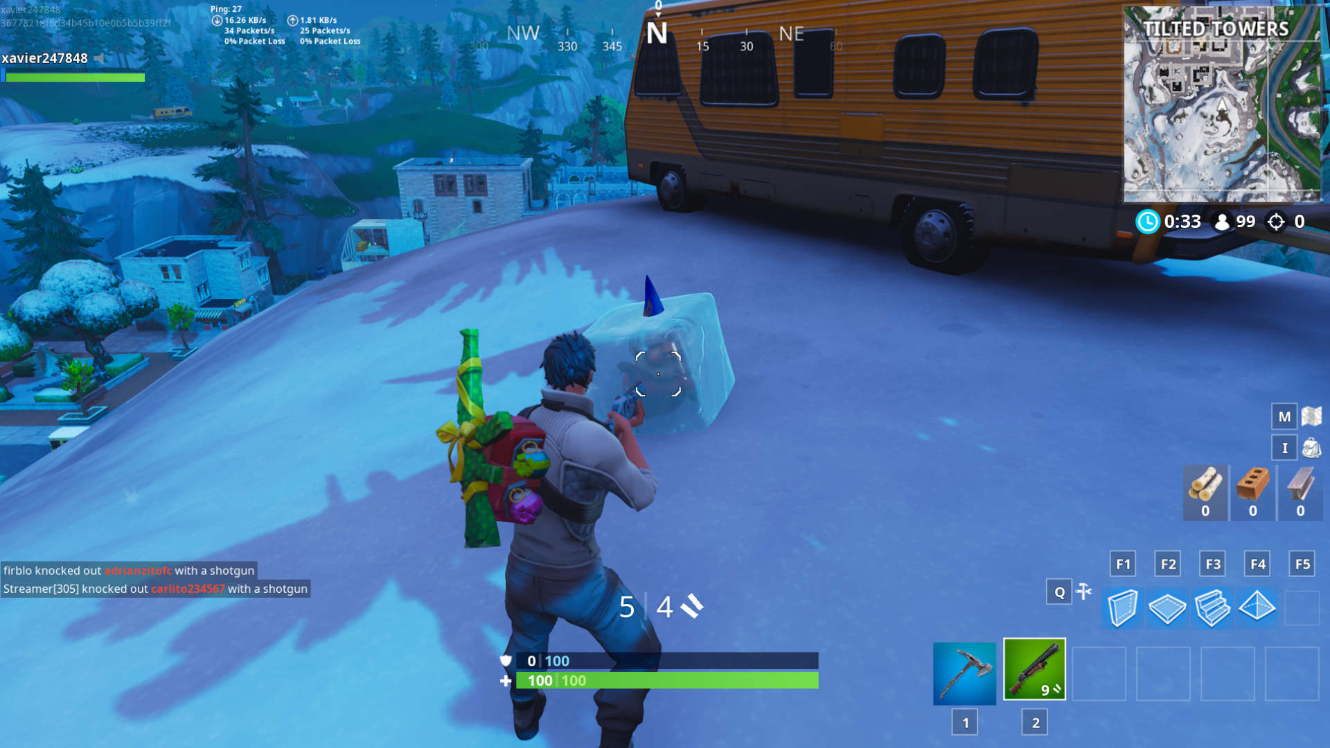 Fortnite Chilly Gnomes Locations Where To Search Chilly Gnomes