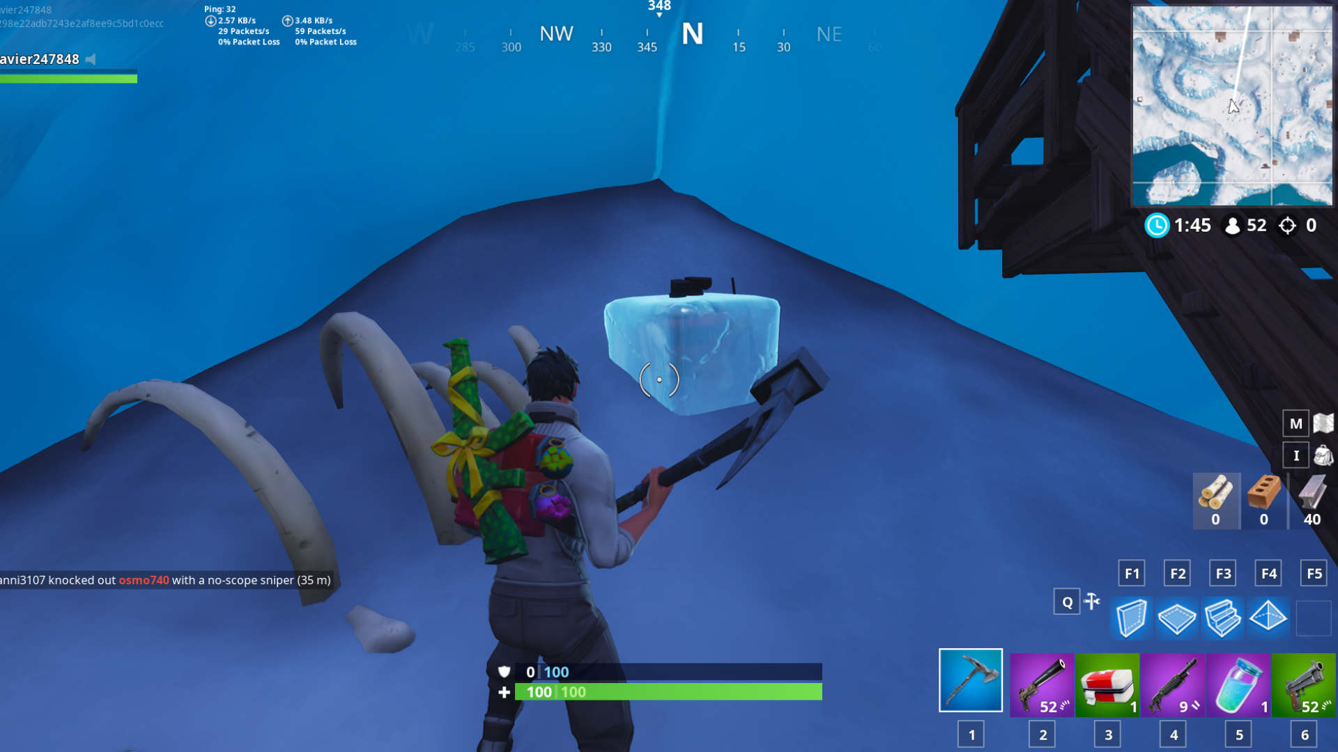 Fortnite Chilly Gnomes Locations Where To Search Chilly Gnomes PCGamesN
