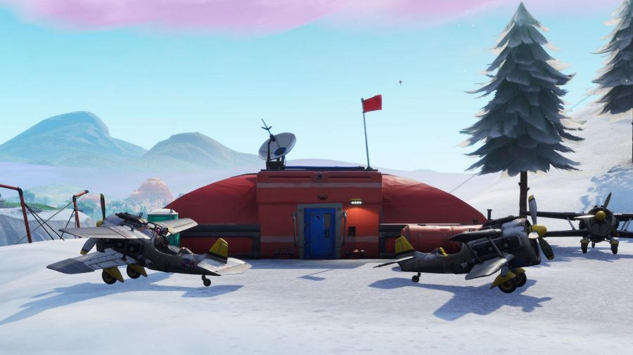 Fortnite expedition outposts locations