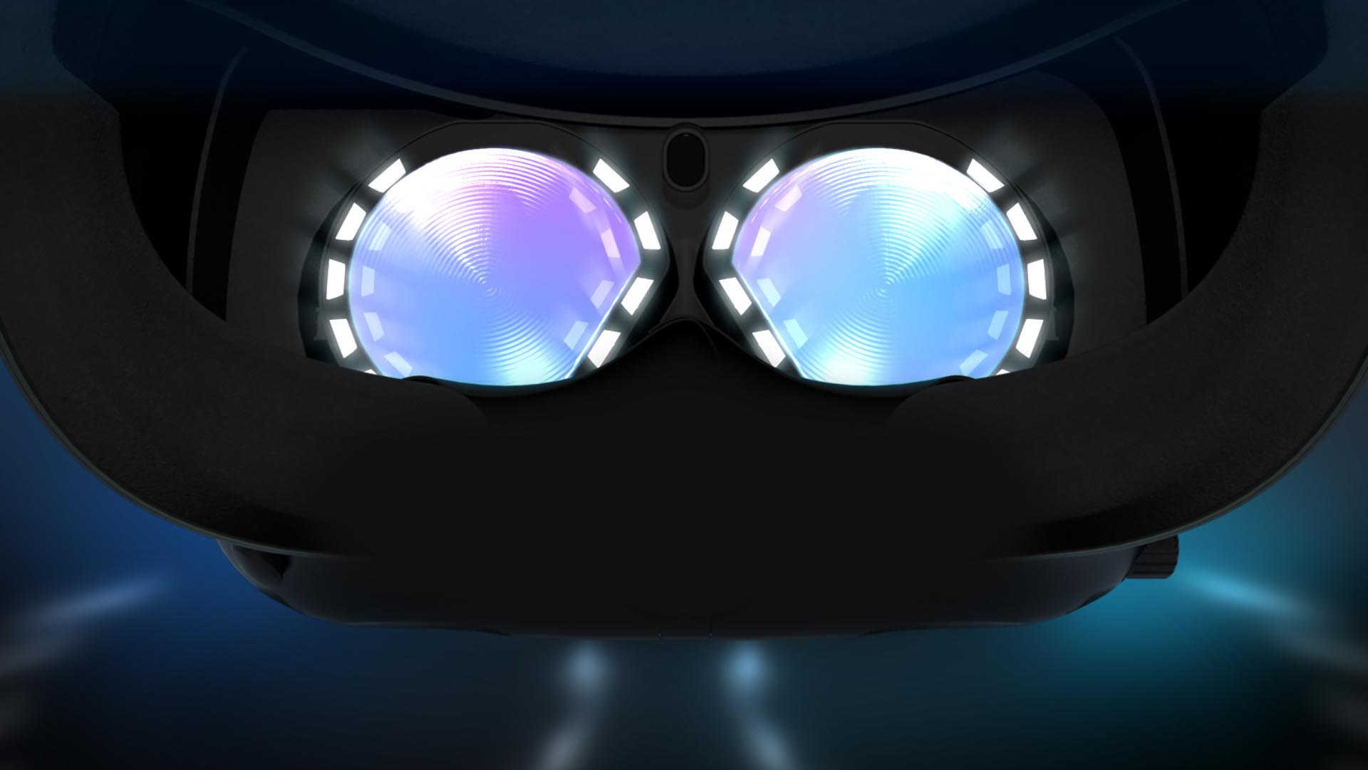 the new vive pro eye pc headset will lower the gpu demands