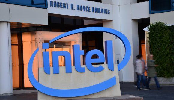 Intel Robert Noyce building