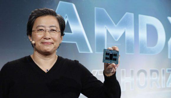 Lisa Su AMD keynote