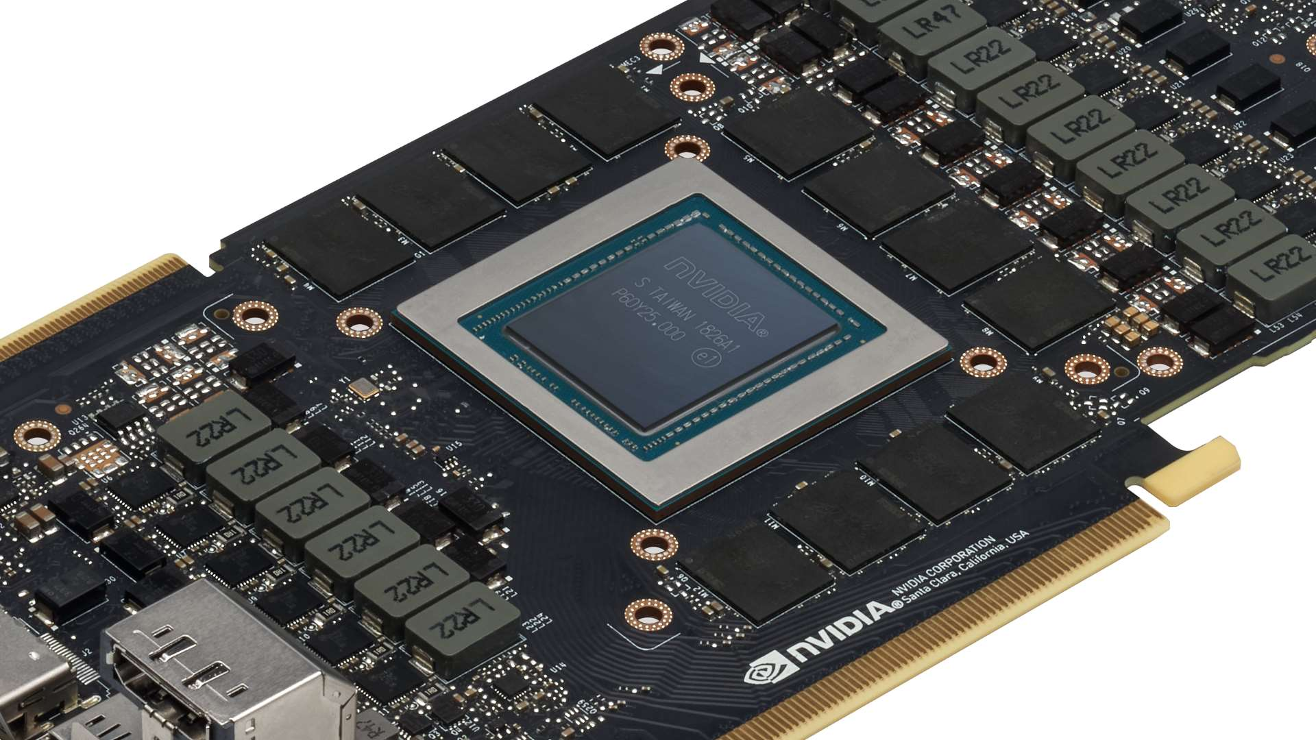 Nvidia's next-gen 7nm graphics cards to be built by Samsung in 2020