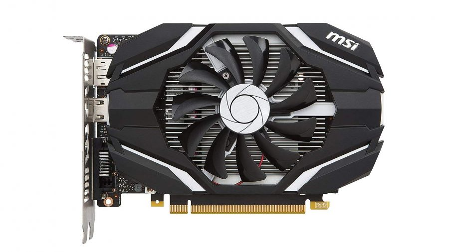 Best graphics card - Nvidia GTX 1050 Ti