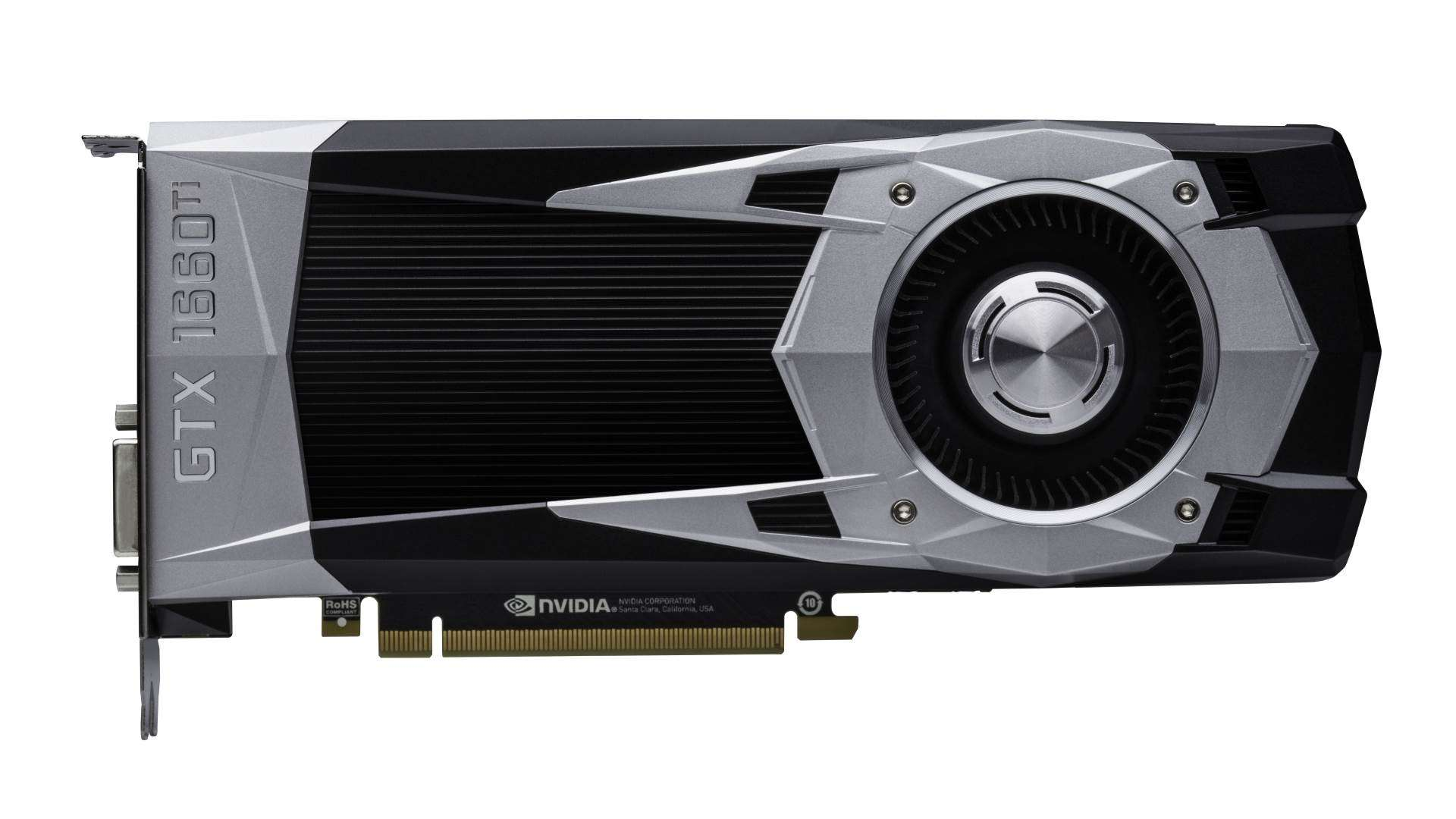 Nvidia GTX 1660 Ti 3DMark benchmarks place it ahead of the