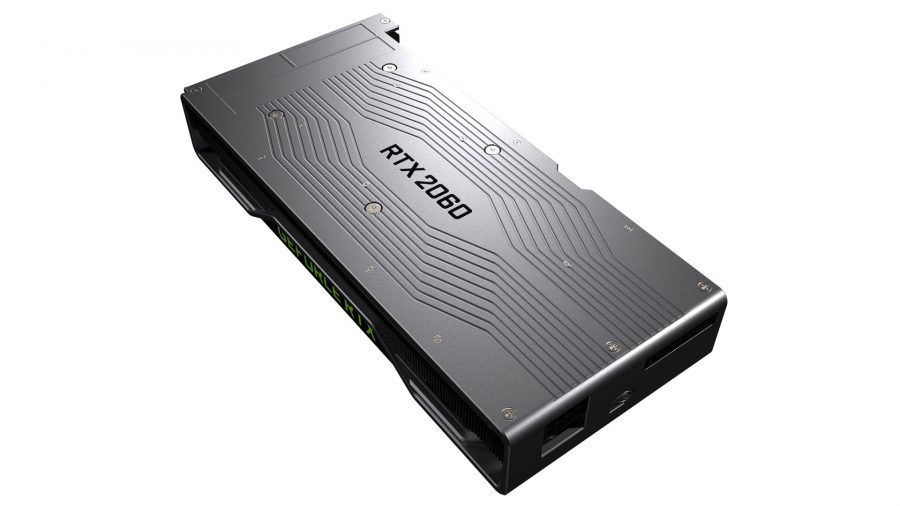 Nvidia GeForce RTX 2060 performance