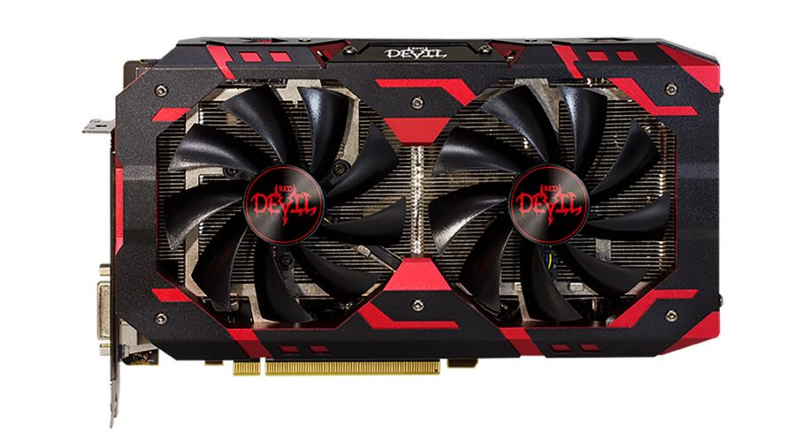 Best graphics card - AMD RX 590
