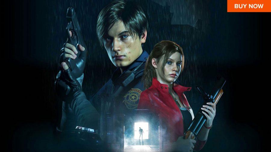 Resident Evil 2 Buy Now