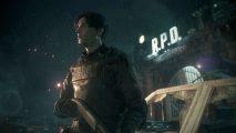 Resident Evil 2 grenade launcher shotgun