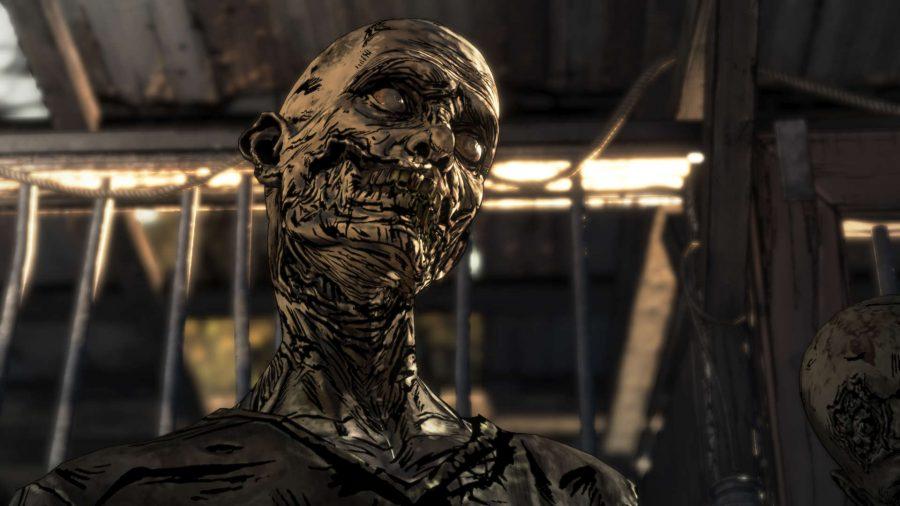 The Walking Dead Broken Toys review barn
