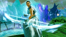 Stand strong against a crystal dragon in Guild Wars 2's latest Living World episode