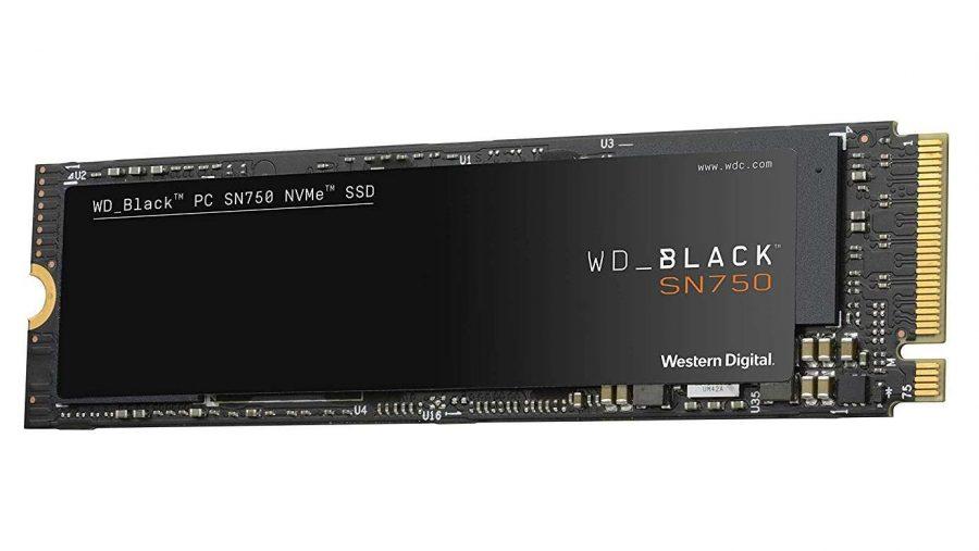 WD Black SN750 specs
