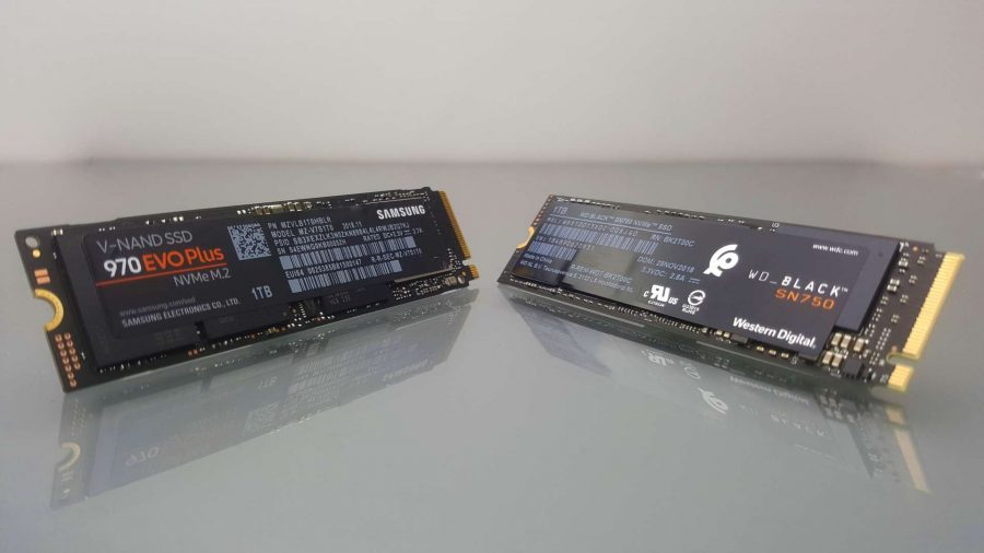 WD Black SN750 Revue des disques SSD NVMe: combler l'écart de performances sur le meilleur de Samsung