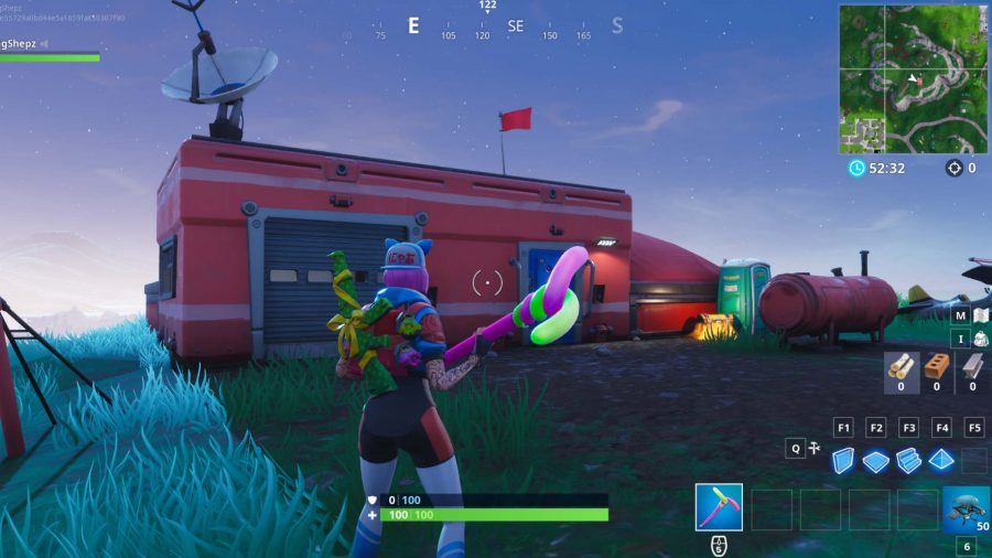 all Fortnite Expedition Outposts