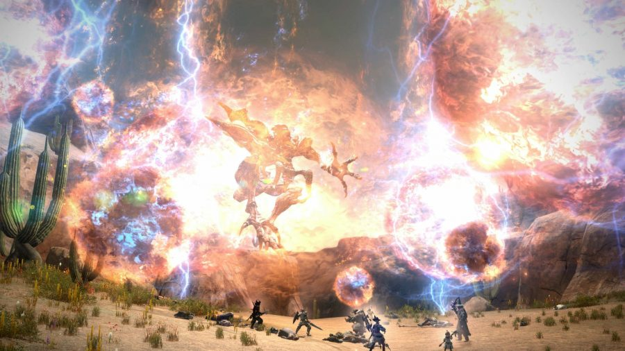 all ffxiv blue mage spells guide flame thrower