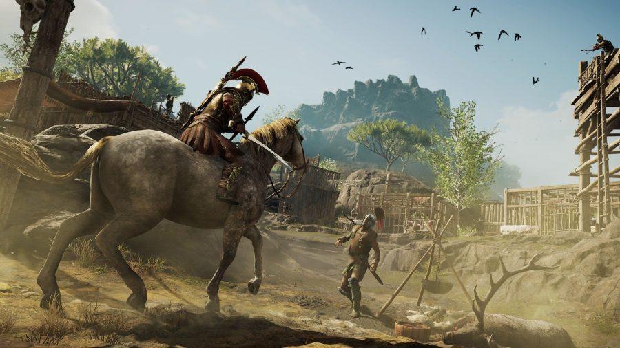 Assassin's Creed Odyssey Phobos