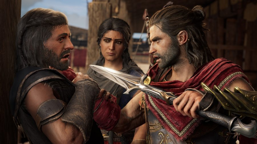 Assassin's Creed Odyssey Shadow Heritage
