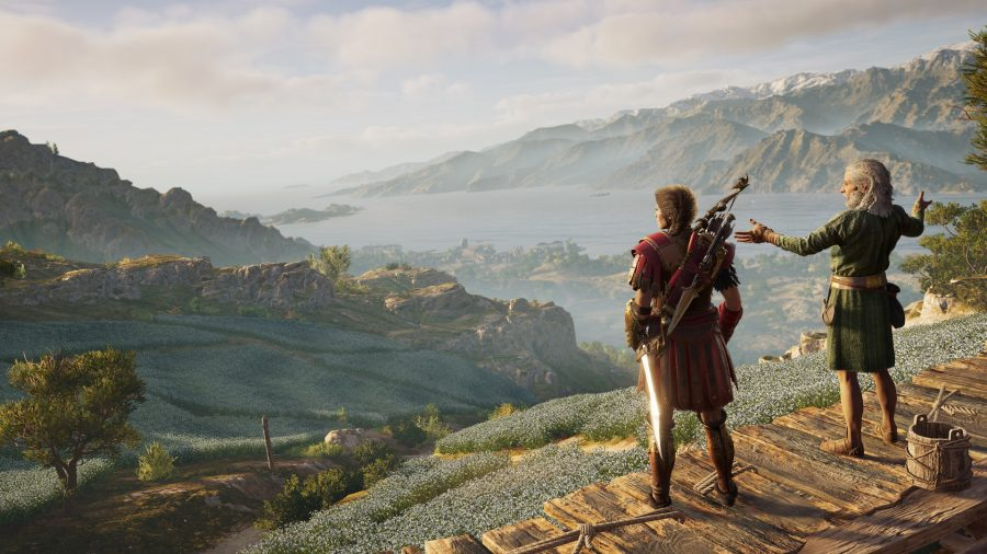 Assassin's Creed Odyssey's First Blade DLC is carving out ...
