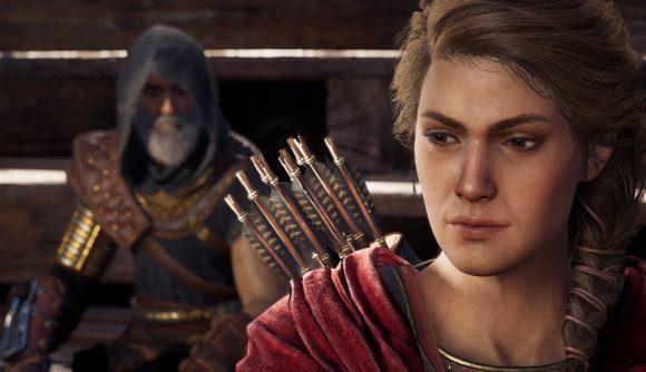 Assassin's Creed Odyssey Shadow Heritage Kassandra