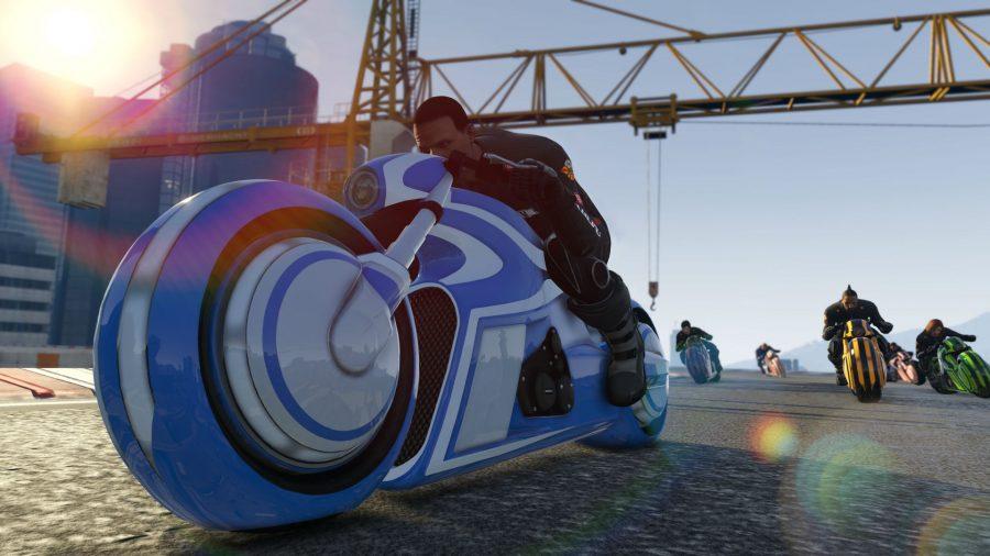 best open world games GTA 5
