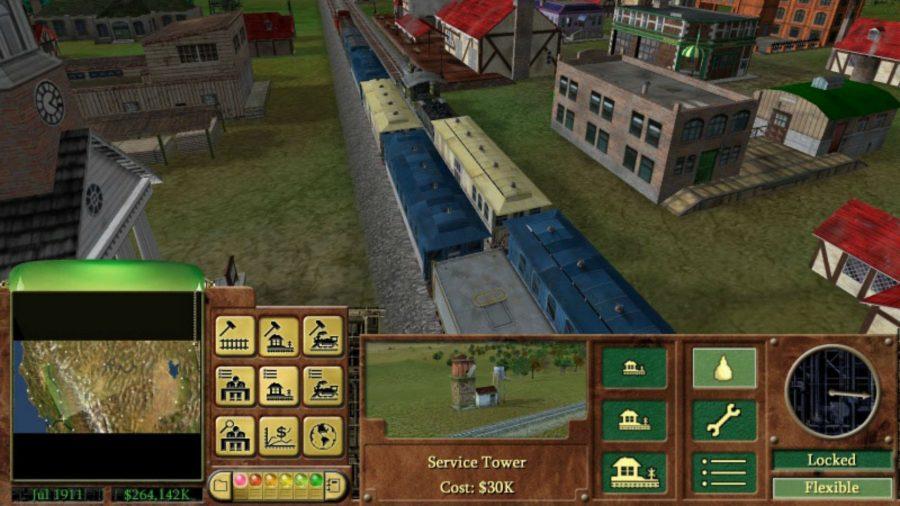 Railway Tycoon 3